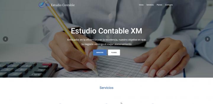 Estudio Contable XM